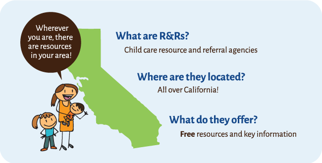 Child Care Resource and Referral Agencies